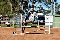 BWB Photography - Henty Showjumping July