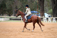 Rustic Pics - Pleasure Horse ridden by a Junior