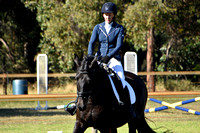 BWB Photography - Bunbury Dressage April
