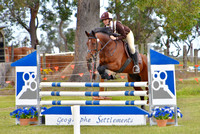 PC 105 Showjumping